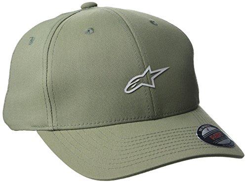 Alpinestars - Gorra de béisbol para Hombre con Logotipo de...