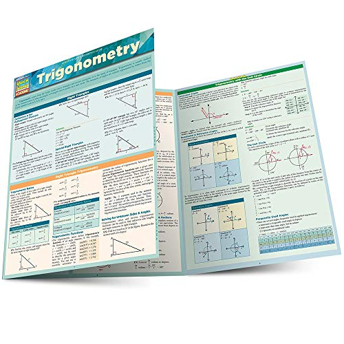 Compare Textbook Prices for Trigonometry Quick Study Academic Lam Rfc Cr Edition ISBN 0654614033222 by LLC, Expologic