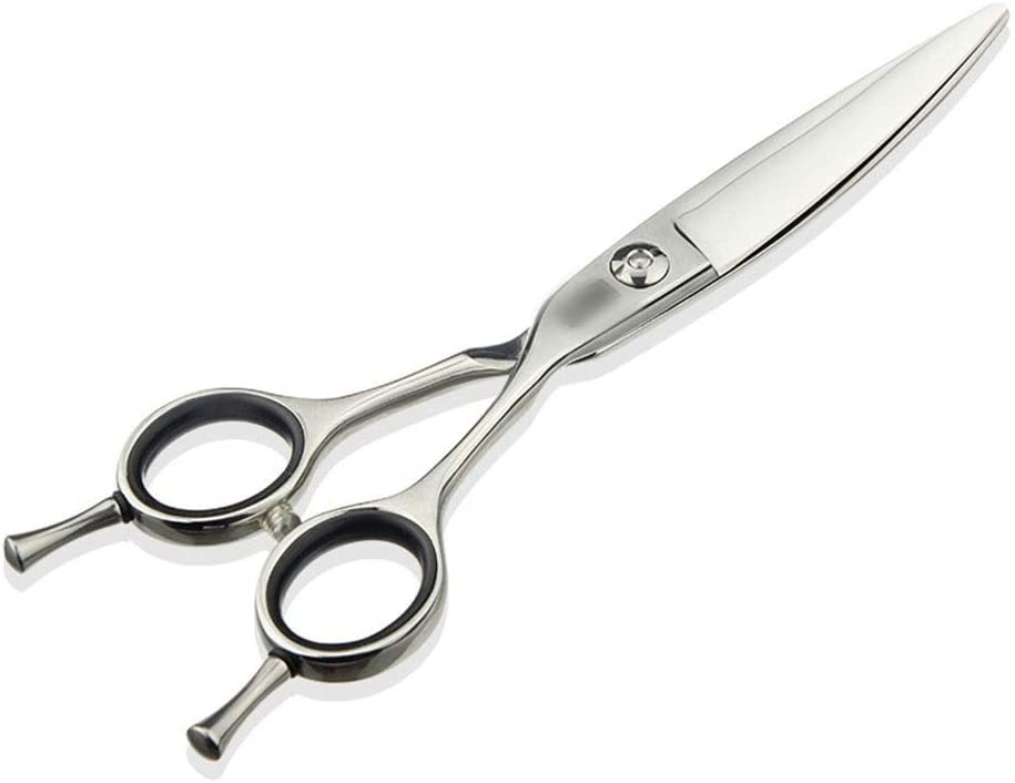 Dedication WUYUESUN 6 Inch High-end Hairdressing Bending Scissors Warp Direct store Pro
