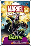 Asmodee- Marvel Champions LCG Gioco da Tavolo espansione Goblin (Pack Scenario) Edizione in Italiano, 9331
