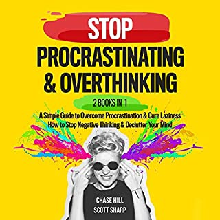 Stop Procrastinating & Overthinking cover art