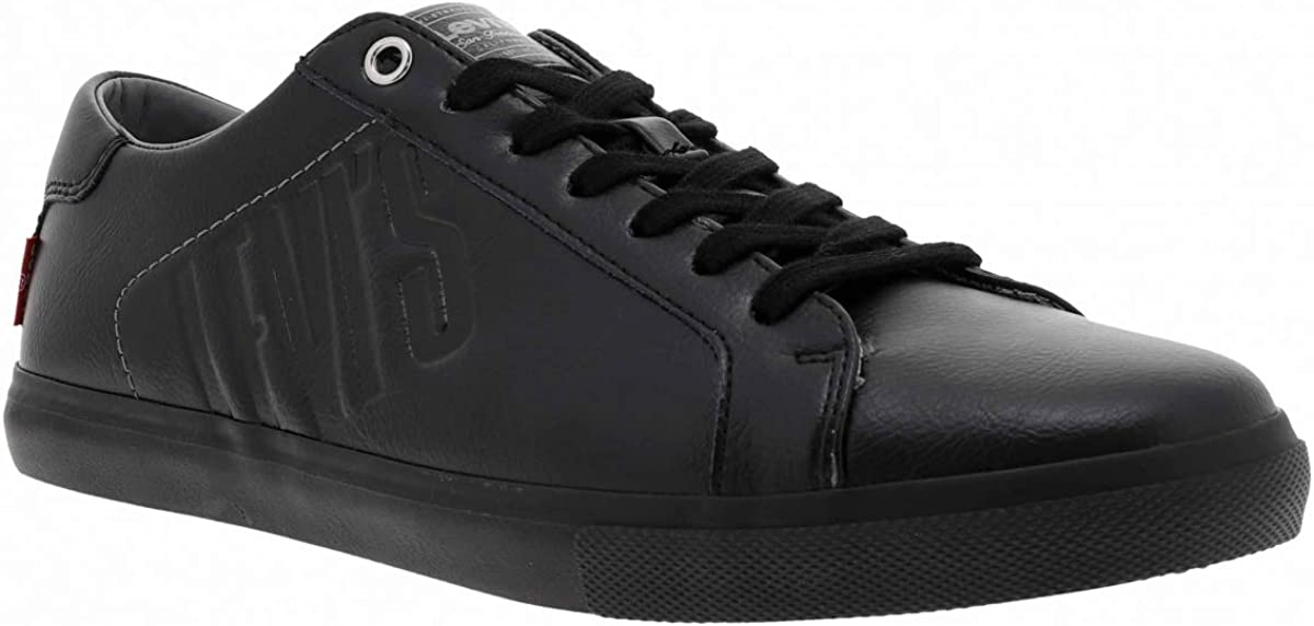 Levis Our shop most popular Ranking TOP6 227814 Woods 501 Trainers Black Fashion
