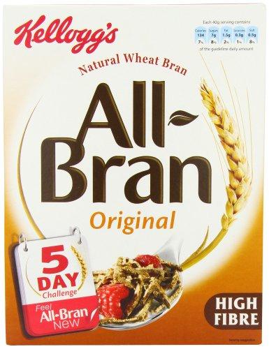 Kelloggs All- Bran - 5 x 500 g