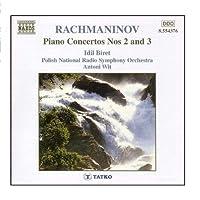 RACHMANINOV: Piano Concertos Nos. 2 and 3 by Idil Biret (2006-08-01)