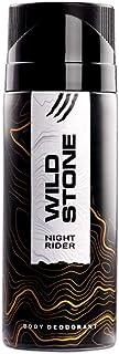 Wild Stone Night Rider Deodorant for Men, 150ml