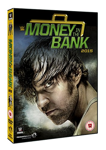 WWE: Money In The Bank 2015 [DVD] [UK Import]