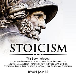 Stoicism: 3 Books in One audiobook cover art