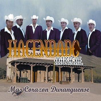 Mas Corazon Duranguense