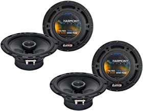 Sponsored Ad - Harmony Audio R65 Factory Replacement Speaker Upgrade Package Compatible with Toyota Sequoia 2001 2002