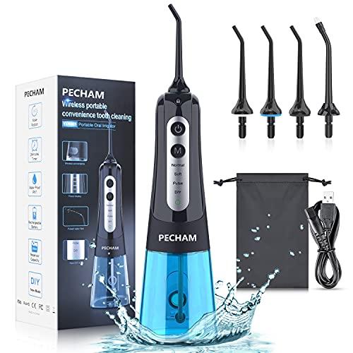 Nicefeel Portable Oral Irrigator Waterproof Electric Flosserss
