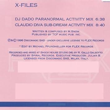 X Files - Single