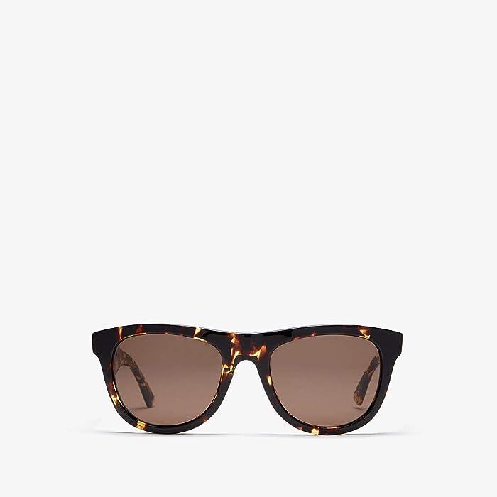 Bottega Veneta  BV1001S (Havana) Fashion Sunglasses
