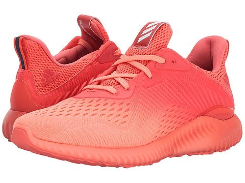 なる誰か見通し(アディダス) adidas レディースランニングシューズ?スニーカー?靴 Alphabounce EM Easy Coral/Sun Glow/Grey One 10 27cm B - Medium [並行輸入品]