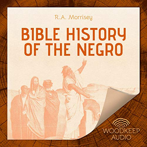 Bible History of the Negro cover art