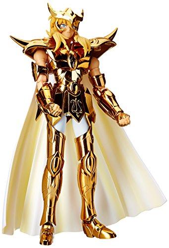 BANDAI Saint Seiya Figura Articulada, Color Dorado, 18 cm