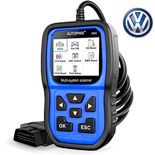 AUTOPHIX Professional Automotive OBD2 Scanner Code Reader for VW Audi Skoda...