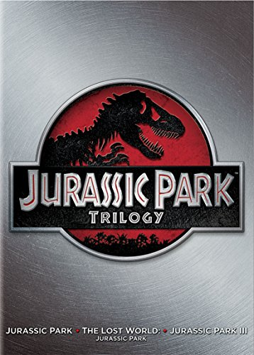 Jurassic Park Trilogy (Jurassic Park / The Lost World: Jurassic Park / Jurassic Park III)