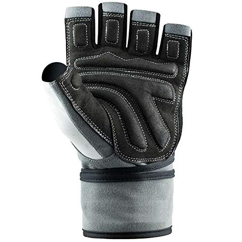 "C.P.Sports Fitnesshandschuhe ""Perfekt-Grip-Bandagen Handschuh Gr.L"" TOP DESIGN 2014 – Bodybuilding & Kraftsport - 3"