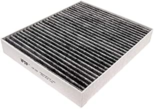 iFJF CF197 Cabin Air Filter Replacement for Buick Cascada 2016-2019 1.6L Cadillac XTS 2013-2016 3.6L Chevy Cruze 2011-2015 1.4L with Activated Carbon Replaces 13271190