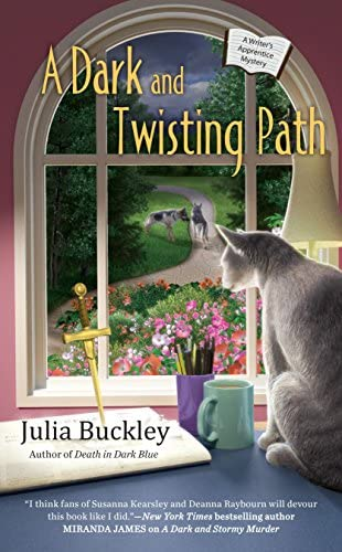 A Dark and Twisting Path A Writer s Apprentice Mystery product image