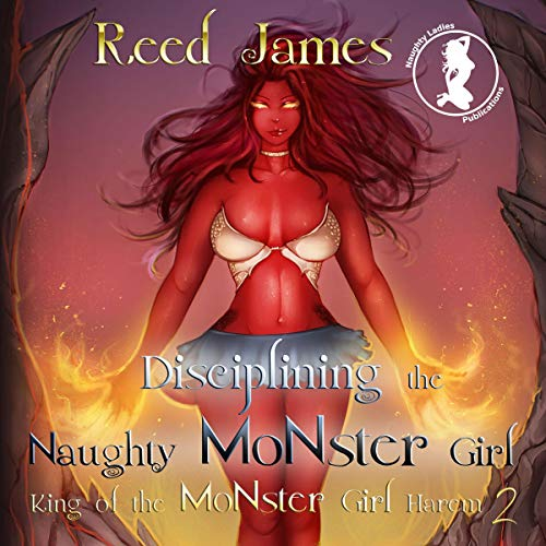Disciplining the Naughty Monster Girl Titelbild