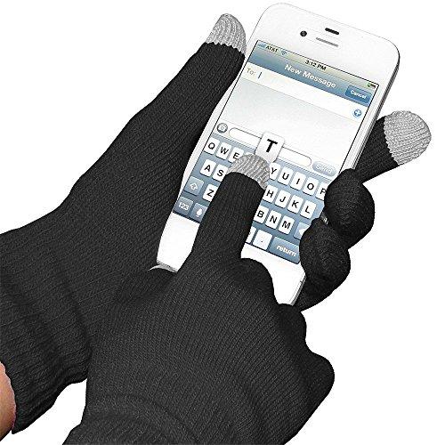 3 paar Winter touch katoenen handschoenen capacitieve scherm Mode geleidende handschoenen voor intelligente mobiele telefoon iphone 4 5 ipad door by Boolavard® TM