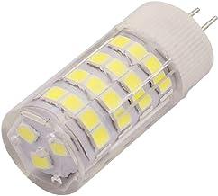 X-DREE AC/DC 12V 5W G4 2835 SMD LED Corn Light Lamp Bulb 51-LED 6000K Neutral White (6e081578-a222-11e9-8d7c-4cedfbbbda4e)