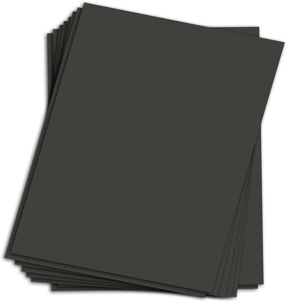 store 25 Sheets Black Chipboard Weight 30 Los Angeles Mall Medium