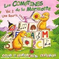 Les Comptines De La Marmotte /Vol.2 : Une Souris Rose