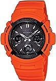 CASIO G-SHOCK 'Rescue Orange Series' AWG-M100MR-4AJF japan import