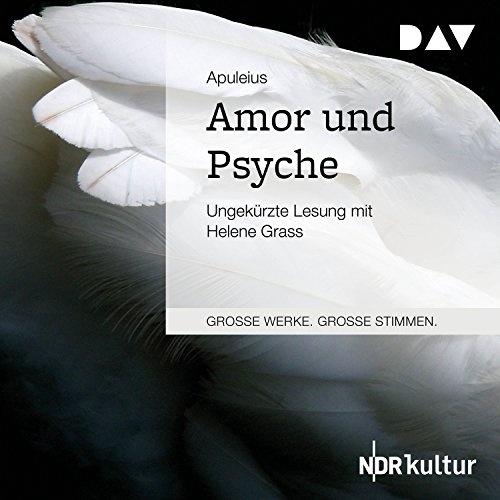 Amor und Psyche                   By:                                                                                                                                 Apuleius                               Narrated by:                                                                                                                                 Helene Grass                      Length: 1 hr and 48 mins     Not rated yet     Overall 0.0