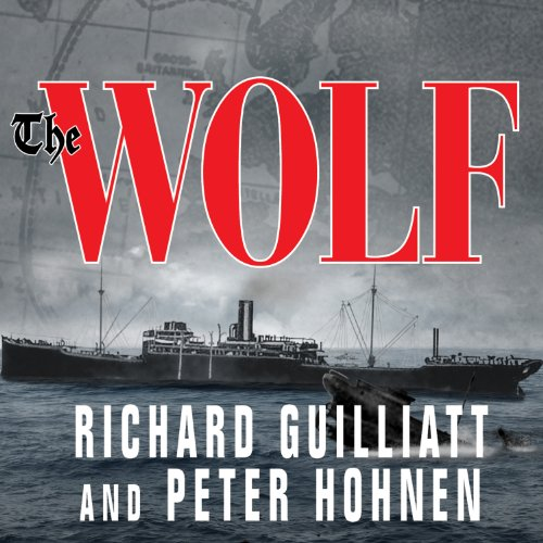 The Wolf audiobook cover art