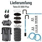 Tetra Aquarien Außenfilter EX 800 Plus - 7