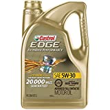 Best Synthetic Engine Oils - Castrol 1597B1 Edge Extended Performance 5W-30 Advanced Full Review