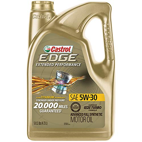Castrol 03087 EDGE Extended Performance 5W-30...