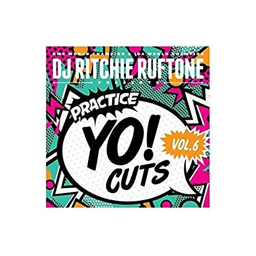 "DJ RITCHIE RUFTONE Practice Yo! Cuts Vol. 6 - 7"" vinyl"