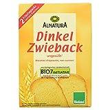 Alnatura Bio Dinkel-Zwieback, 200 g -