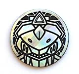 Genesect Coin from The Pokemon Trading Card Game (Large Size) - Silver