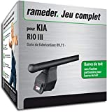 Rameder Pack Barres de Toit Tema pour KIA Rio III (118824-09697-4-FR)