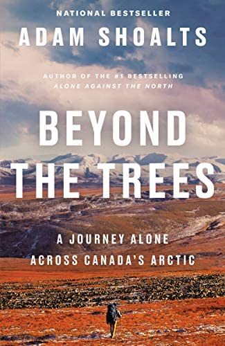 Beyond the Trees A Journey Alone Across Canada s Arctic product image