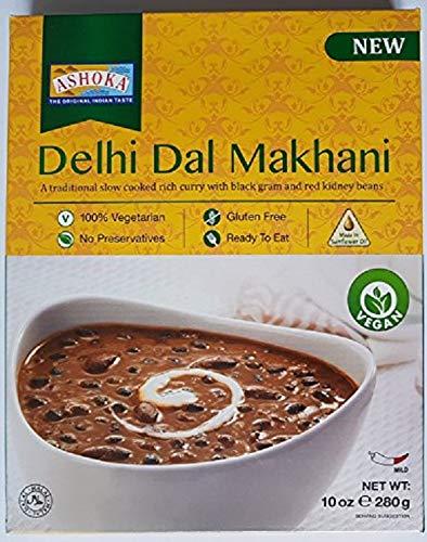 3x Ashoka Delhi Dal Makhani Fertiggericht 280g