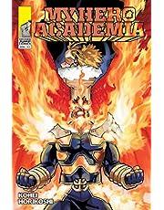 My Hero Academia, Vol. 21 (21)