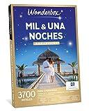 WONDERBOX Caja Regalo - MIL & UNA Noches ROMÁNTICAS - una Estancia con Diferentes Opciones a Elegir Entre 3.700 hoteles románticos para Dos Personas.