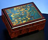 The San Francisco Music Box Company Van Gogh Almond Blossom 1890