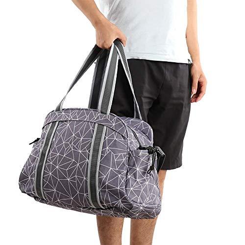 DealMux Bolsa de esterilla de yoga, bolsa de asas de yoga de 12,4 x 22,8 pulgadas, bolsa de hombro para esterilla de yoga, bolsa de esterilla de yoga, bolsa de esterilla de picnic, bolsa de almacenam