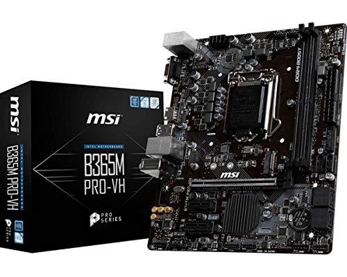 MSI B365M Pro-VH - Placa Base Intel