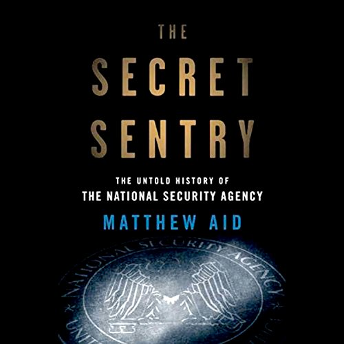 The Secret Sentry cover art