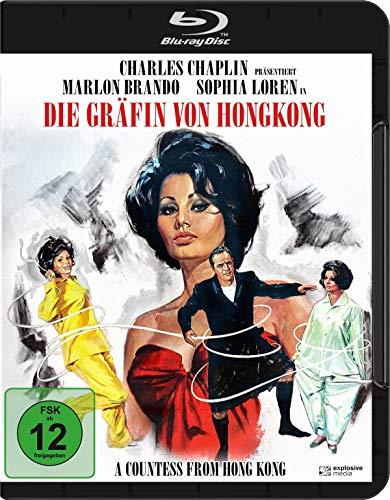 Die Gräfin von Hong Kong (A Countess from Hong Kong) [Alemania] [Blu-ray]