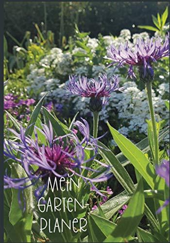 Mein Gartenplaner: März 2021 bis März 2022 | Beetplanung | Pflanzenliste (Summselbrummel Edition, Band 13)