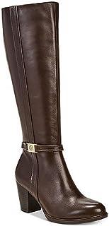 [Giani Bernini] Womens Rozario Leather Almond Toe Knee High Fashion Boots [並行輸入品]